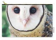 Owl Insight Carry-all Pouch