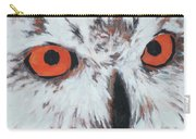 Owlish Eyes Carry-all Pouch