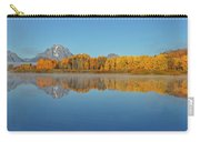 Oxbow Bend First Light  Carry-all Pouch