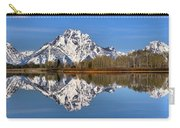 Oxbow Snake River Reflections Carry-all Pouch