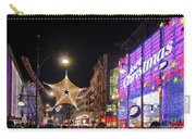Oxford Street London At Christmas Carry-all Pouch