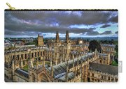 Oxford University - All Souls College Carry-all Pouch by Yhun Suarez