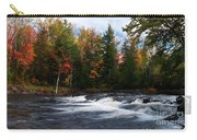 Oxtongue River Ontario Autumn Scenery Carry-all Pouch
