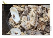 Oyster Shells Carry-all Pouch