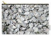Oyster Shells On Cumberland Island Carry-all Pouch