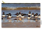 Oystercatchers Carry-all Pouch