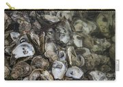 Oysters Four Carry-all Pouch