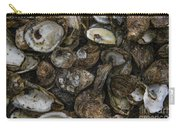 Oysters Two Carry-all Pouch