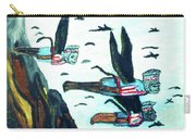 Oz Flying Monkeys  Carry-all Pouch