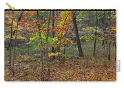 Ozark Forest In Fall 1 Carry-all Pouch