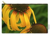 Ozark Yellow Coneflowers Carry-all Pouch