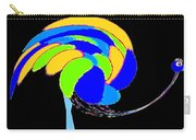 Ozzie The Ostrich Carry-all Pouch