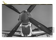 P51 Mustang Vintage Aircraft Carry-all Pouch