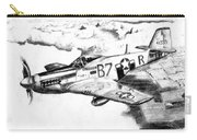 P51d Mustang Carry-all Pouch