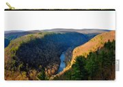 Pa Grand Canyon-pine Creek Carry-all Pouch