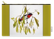 pa TonyOliver AustralianBirds 13 MistletoeBird Tony Oliver Carry-all Pouch