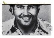 Pablo Escobar Mug Shot 1991 Vertical Carry-all Pouch