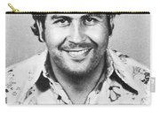 Pablo Escobar Mugshot Carry-all Pouch