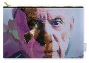 Pablo Picasso Portrait  Carry-all Pouch