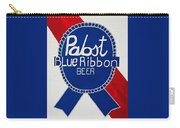 Pabst Blue Ribbon Beer. Carry-all Pouch