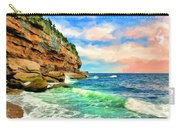 Pacific Coast At Big Sur Carry-all Pouch