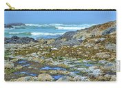 Pacific Coast Tide Pools Carry-all Pouch