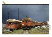 Pacific Electric Trolley, 5115, 316, Long Beach, California Carry-all Pouch