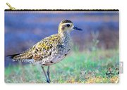 Pacific Golden Plover - 2 Carry-all Pouch