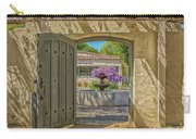 Pacific House Garden Watercolors Carry-all Pouch