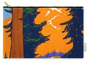Pacific Northwest, American And Canadian Rockies, National Park Carry-all Pouch
