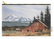 Pacific Northwest Landscape Carry-all Pouch by James Williamson