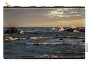 Pacific Ocean After The Storm Carry-all Pouch