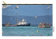Pacific Ocean Herring Carry-all Pouch
