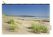Pacific Ocean Shore On Vancouver Island Carry-all Pouch by Elena Elisseeva