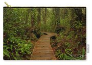 Pacific Rim National Park Boardwalk Carry-all Pouch