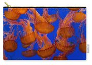 Pacific Sea Nettle Cluster 1 Carry-all Pouch