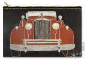 Packard 1937 Red Carry-all Pouch