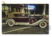 Packard Twelve Sedan Convertible Carry-all Pouch