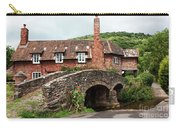 Packhorse Bridge At Allerford Carry-all Pouch