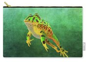 Pacman Frog Carry-all Pouch