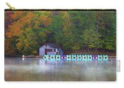 Paddle Boats On The Lake Carry-all Pouch