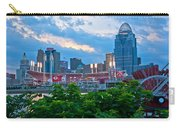 Paddle Wheel And Stadium Carry-all Pouch
