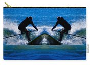Paddleboarding X 2 Carry-all Pouch