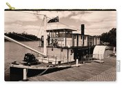 Paddlesteamer Carry-all Pouch