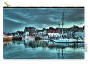 Padstow Harbour At Dusk Carry-all Pouch