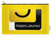 Pages Jaunes Carry-all Pouch