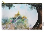 Pagoda On Mountain Carry-all Pouch