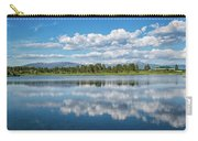 Pagosa Summer Reflections Carry-all Pouch by Jason Coward
