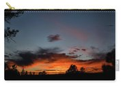 Pagosa Sunset 11-30-2014 Carry-all Pouch