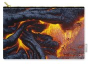 Pahoehoe Lava Texture Carry-all Pouch